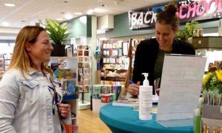 Miranda Peters presenteert nieuwste boek
