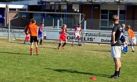 NN Sports start met voetbalschool