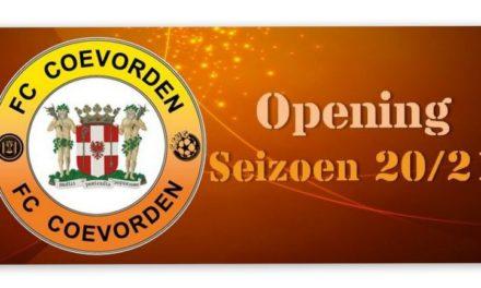 FC Coevorden opent seizoen