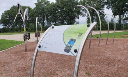 Outdoor Fitnesspark Dalerpeel gaat officieel open