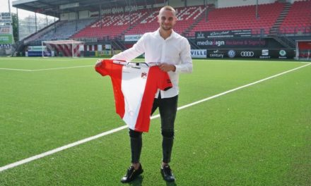 FC Emmen huurt Denis Granecny