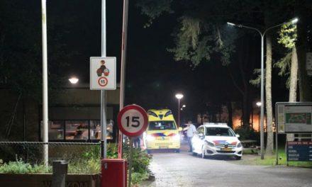Steekincident op terrein azc in Aalden