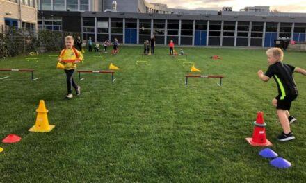 Kinderen en jongeren welkom bij trainingen AVC De Veste