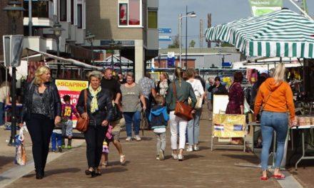 Kasteelmarkten en koopzondag in centrum Coevorden
