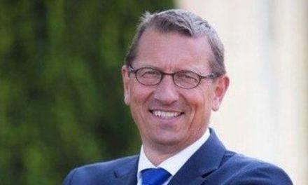 Offinga burgemeester Hardenberg