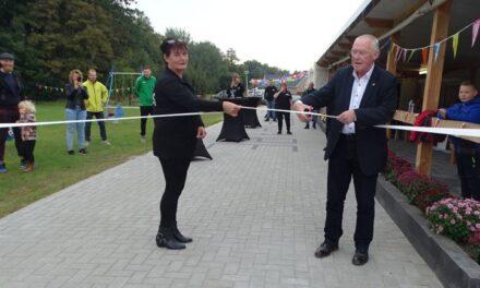 Vernieuwde playground geopend (update)