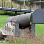 Lopen kanonnen dicht om afval te weren