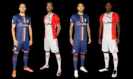 FC Emmen vertrouwt op oplossing met KNVB over shirtsponsoring