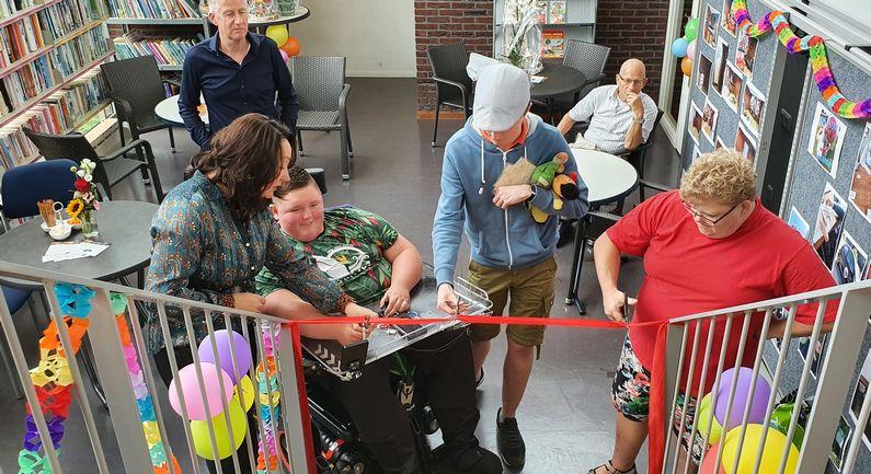 Feestelijke opening Sofie's Care in Dalerpeel