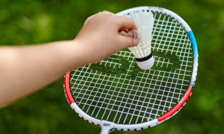 Jeugd welkom op open training badminton