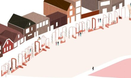 Gemeente presenteert ontwerpen berceau voor Kasteelpark