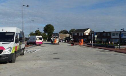 Vernieuwd busstation op 12 oktober in gebruik (update)