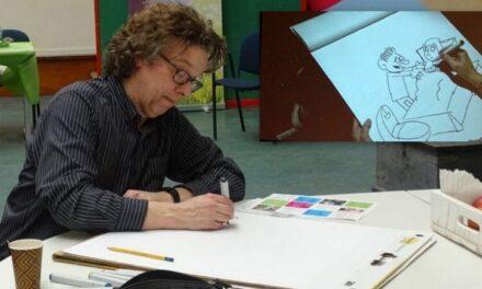 Herman Roozen benoemd tot Stripmaker des Vaderlands