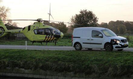 Fietser komt om het leven bij ongeval (update)