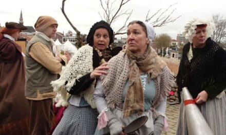 Museum houdt theatervoorstellingen over ijzerkoekenoproer