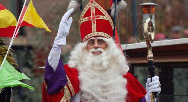 Een briefje van Sinterklaas!