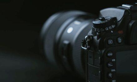 Workshop over de camera in De Fabriek