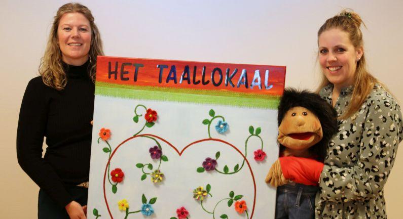 Taallokaal moet taalachterstand terugdringen