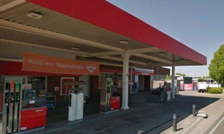 Shop van tankstation De Veste gaat dicht