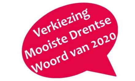 Het Drentse woord van 2020 is prugeltie