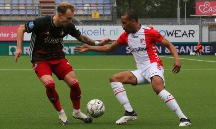 Michael Chacon verlaat FC Emmen