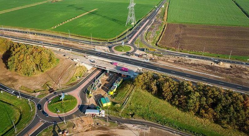 N34 tussen N381 en Emmen-West weekend afgesloten