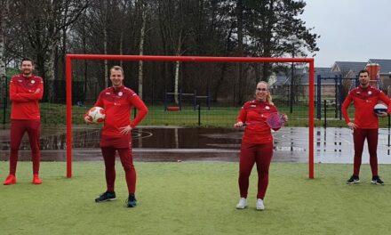 Coevorden presenteert buurtsportcoaches