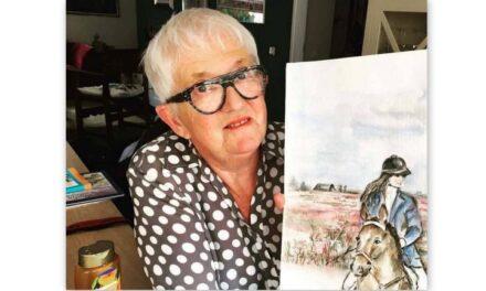 Yvonne Brill overleden