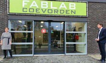 Opening FabLab is een feit (met foto's en filmpjes)