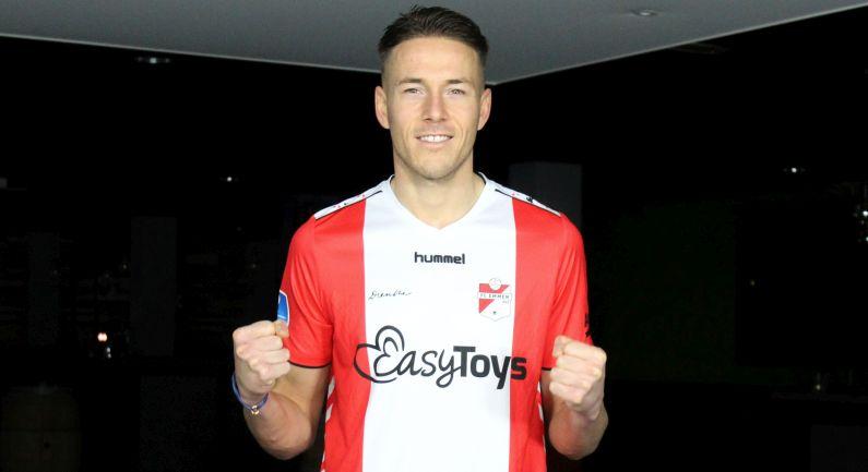 FC Emmen contracteert Paul Gladon