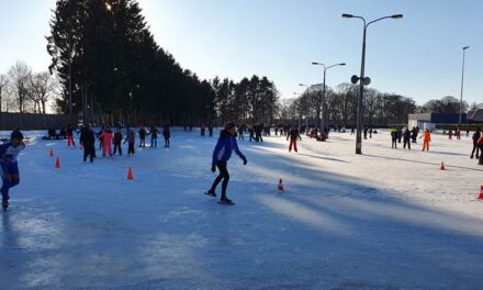 Volop schaatsplezier in gemeente (met foto's en filmpjes)