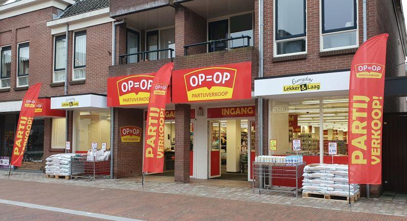 Op=Op Partijverkoop geopend