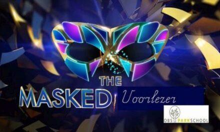 Parkschool introduceert 'The masked voorlezer' (met filmpje)