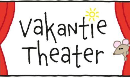 Vakantietheater in Hofpoort!