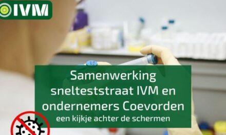 Bedrijven kunnen medewerkers gratis laten testen bij IVM