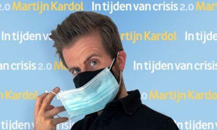 Voorstelling Martijn Kardol thuis te zien! (update)