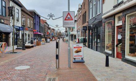 Voorbereidingen Friesestraat-Noord naderen voltooiing
