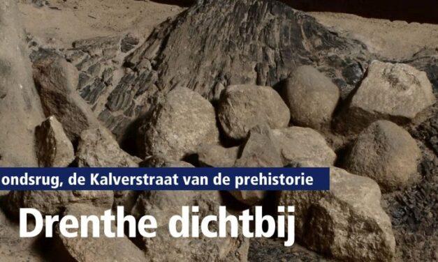 Vele archeologische vondsten bij N34