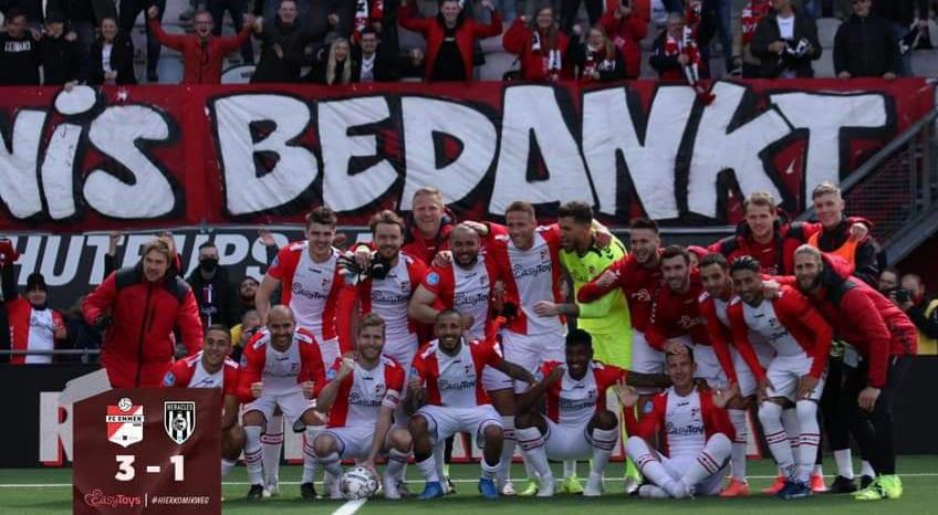 FC Emmen pakt volle buit