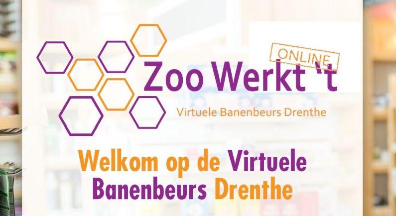 Tweede Virtuele Banenbeurs Drenthe