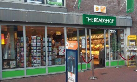 ReadShop geeft feestelijk tintje aan 'heropening'