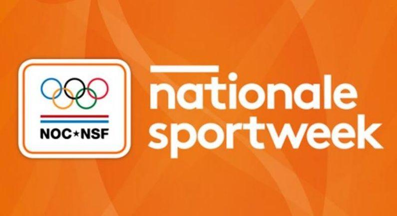Coevorden gaststad Nationale Sportweek