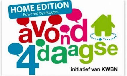 Wandelaars kunnen tot en met 31 juli meedoen aan de vierdaagse