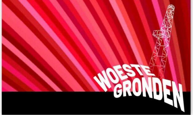 Over enkele uren is de première van Woeste Gronden!