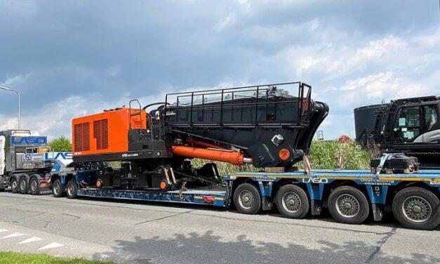STC zorgt voor bijzonder transport naar Spanje