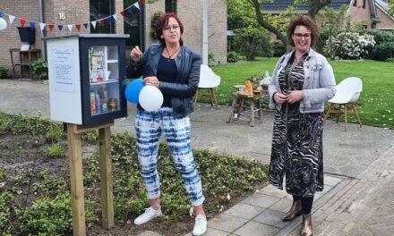 Marja Duiker opent in Dalen een SoGoed-buurtkastje