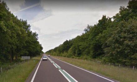 Delen N381 (Frieslandroute) afgesloten