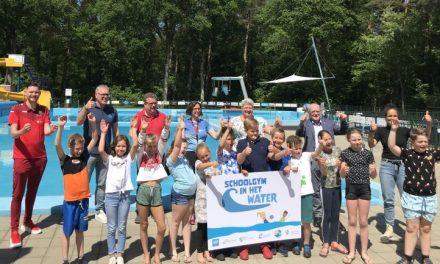 Project 'Schoolgym in het water' gestart
