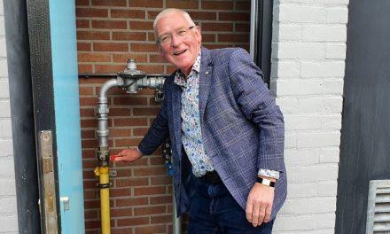 Mijlpaal bereikt: Swaneburg is gasloos