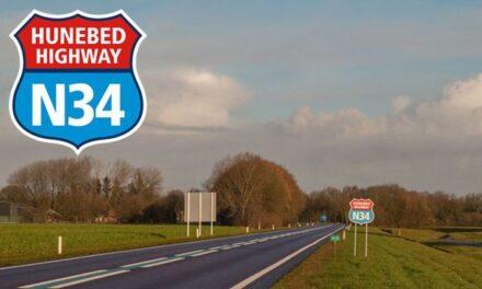 Hunebed Highway komt nog beter op de kaart